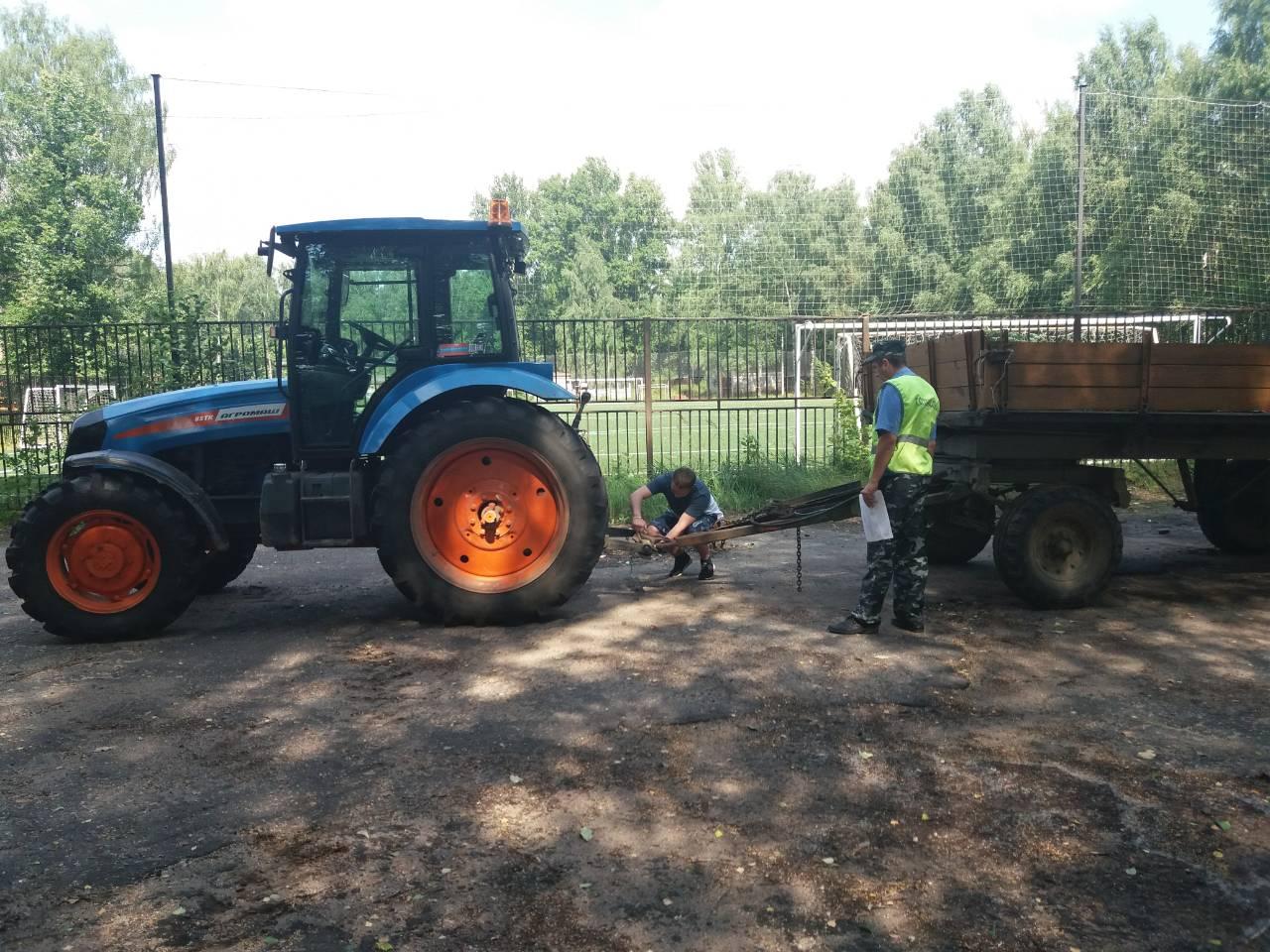 Обучение трактористов, Рыбинск, категория C D