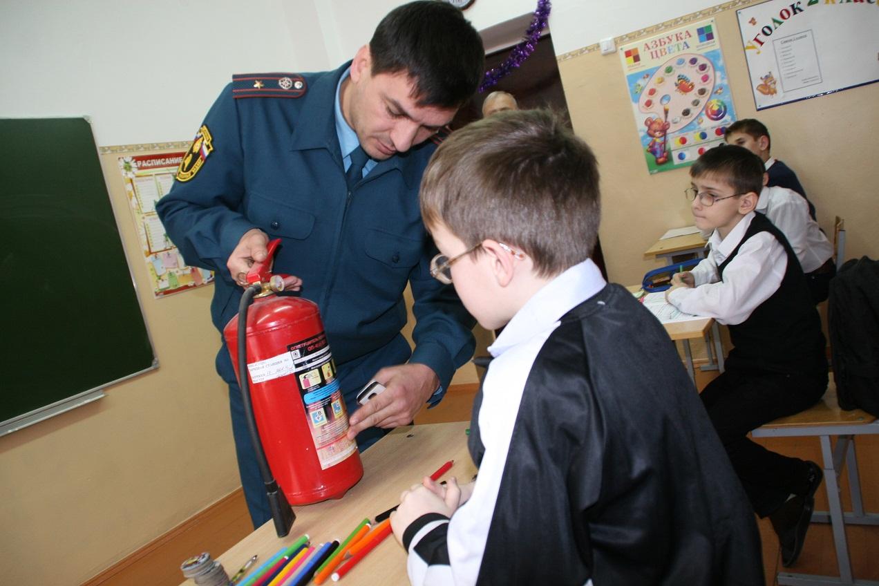 """Обучение по пожарно-техническому минимуму в учебном центре """"Ракурс"""""""
